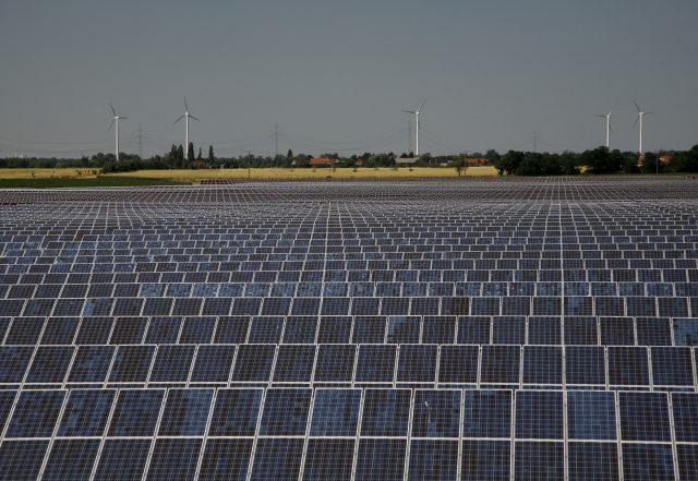 Solar quantity