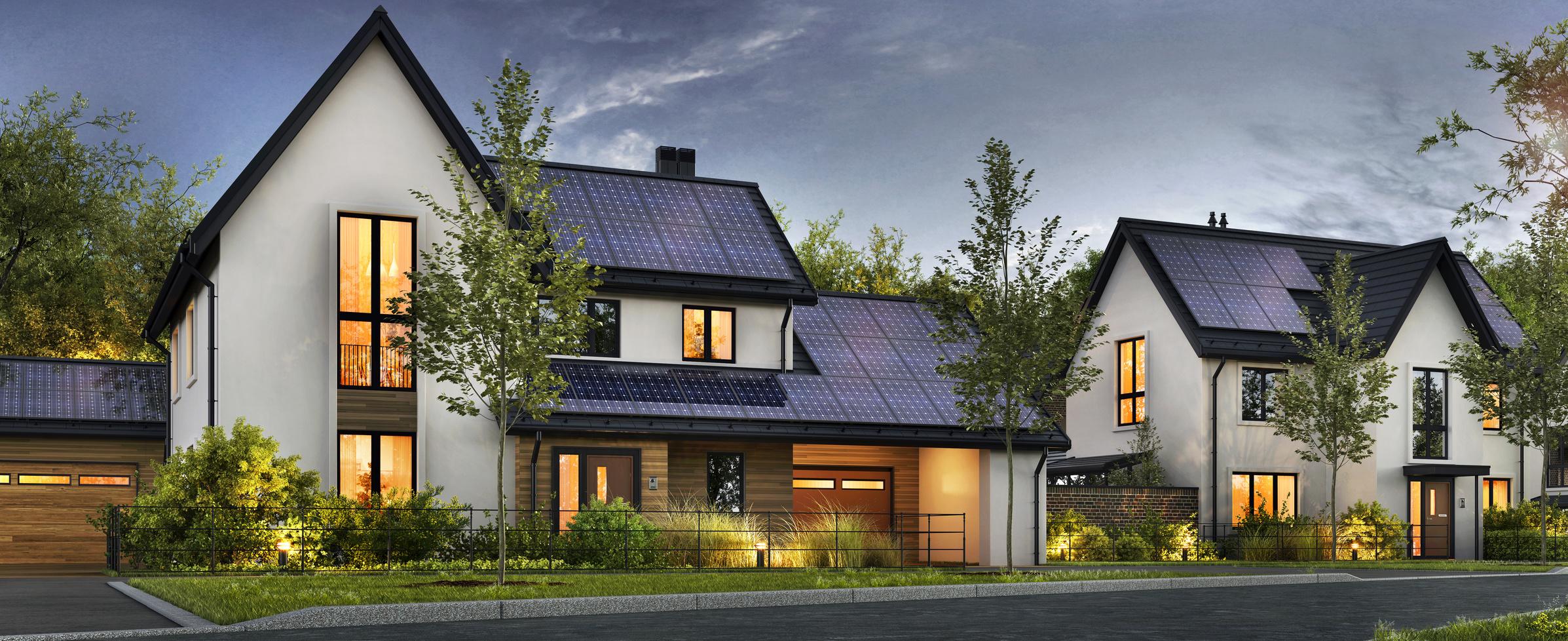 use of solar power